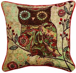 Manual Woodworkers - Milo Collection Throw Pillow