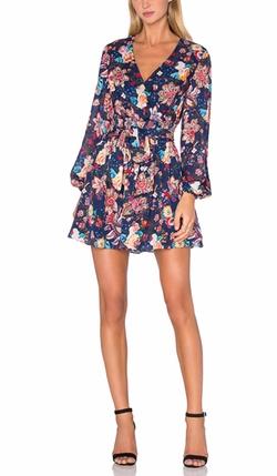 Haute Hippie - Free Love Dress