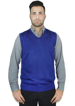 Blue Ocean - V-Neck Sweater Vest
