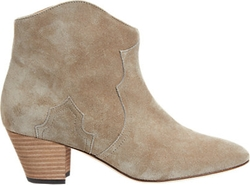 Isabel Marant Étoile  - Dicker Ankle Boots