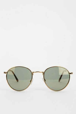 Urban Outfitters - Aubrey Round Sunglasses