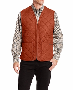 Field & Stream - Quilted Fleece-Lined Vest