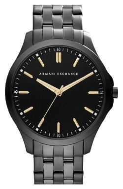 AX Armani Exchange  - Round Bracelet Watch