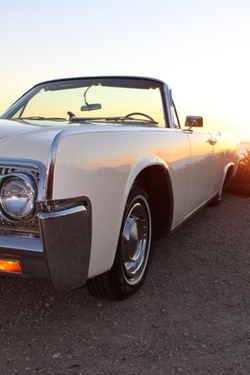 Lincoln  - 1963 Continental Convertible