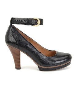 Sofft  - Manhattan Ankle-Strap Platform Pumps