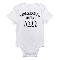 Cafe Press - Old School Fraternity Infant Bodysuit