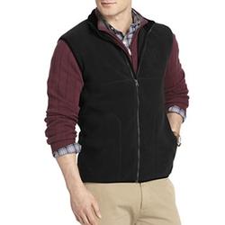 Izod - Full-Zip Polar Fleece Vest
