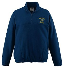 Augusta  - Fleece Half-Zip Pullover Sweatshirt