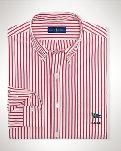 Polo Ralph Lauren - Striped Poplin Sport Shirt