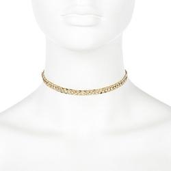 River Island - Gold Tone Delicate Chain Choker