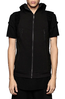 Entree LS  - Unknown Black Vest