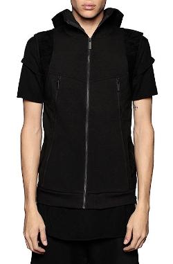 Entree LS  - Unknown Black Vest