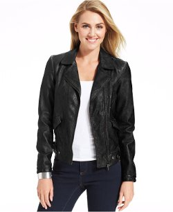 Kut from the Kloth - Dean Faux-Leather Jacket