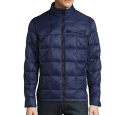 Hawke & Co - Packable Quilted Down Jacket