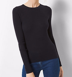 Michael Kors Collection - Featherweight Cashmere Sweater