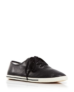 Marc by Marc Jacobs - Flat Lace Up Sneakers