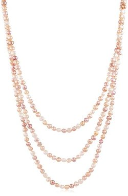 Tara  - Pearl Strand Necklace