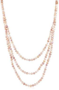 Tara  - Pearl Strand Necklace