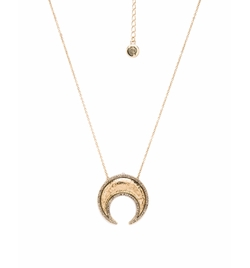 House of Harlow 1960 - Gift Of Iah Pendant Necklace