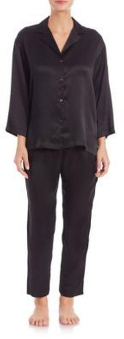 Josie Natori - Silk Pajamas