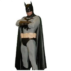 Cosplay Costume - Halloween Batman The Knight Rise Costume