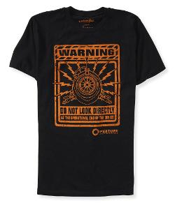 Aeropostale - Portal Warning Graphic T-Shirt