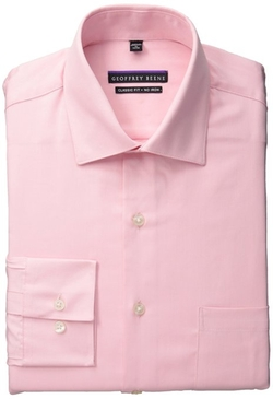 Geoffrey Beene - Regular Fit No Iron Sateen Shirt