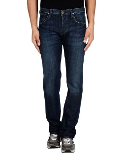 Citizens of Humanity - Straight Leg Denim Pants