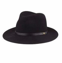 Rag & Bone - Floppy Brim Wool Fedora Hat