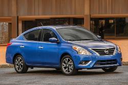 Nissan - Versa Sedan