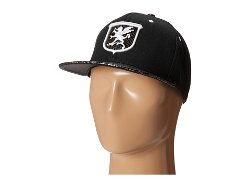 Stacy Adams  - Griffin Patch and Snake Print Bill Ball Cap