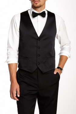 Ike Behar - Silk Formal Vest