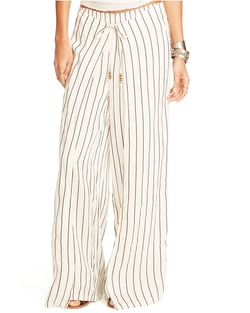 Ralph Lauren - Striped Smocked Pant