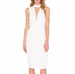 BEC & Bridge - Liberty Twist Midi Dress