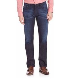 Armani Collezioni - Classic-Fit Jeans