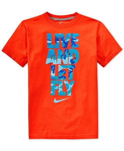 Nike - Live & Let Fly Tee