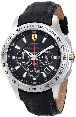 Ferrari - Scuderia Analog Display Watch