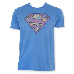 Superman, Dc Comics, Trevco - Quality Vintage Logo T-Shirt