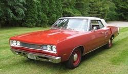 Dodge - 1969 Coronet Convertible