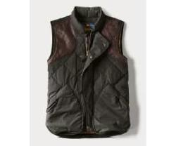 Eddie Bauer - Mens Skyliner Model Hunting Down Vest