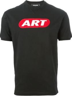 Dsquared2  - Art T-Shirt