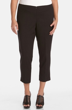 Karen Kane - Stretch Capri Pants