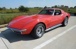 Chevrolet  - 1970 Corvette