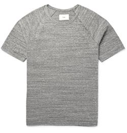 Folk - Mélange Slub Jersey T-Shirt