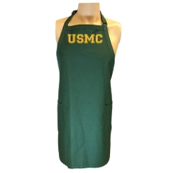 Usmc - Two Patch Pockets Apron