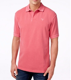 Barbour - Pique Sports Polo Shirt