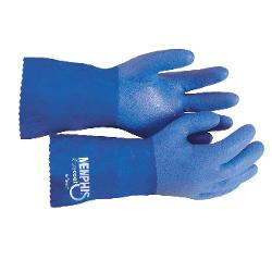 MCR Safety  - PVC Triple Dipped Seamless Knit Liner Gloves