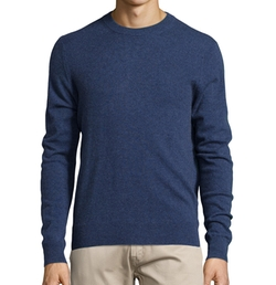 Harrison - Cashmere Knit Crewneck Sweater