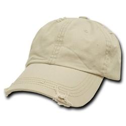 Decky - Vintage Polo Style Baseball Cap