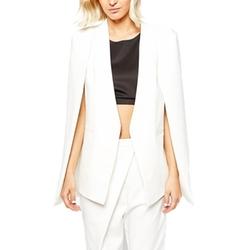 Avacostume - Split Sleeve Cloak Blazer